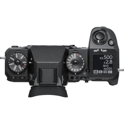 Fujifilm X-H1 fényképezőgép 3