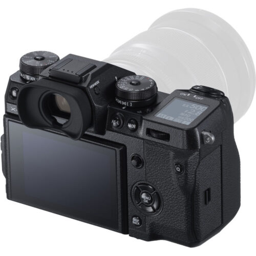 Fujifilm X-H1 fényképezőgép 6