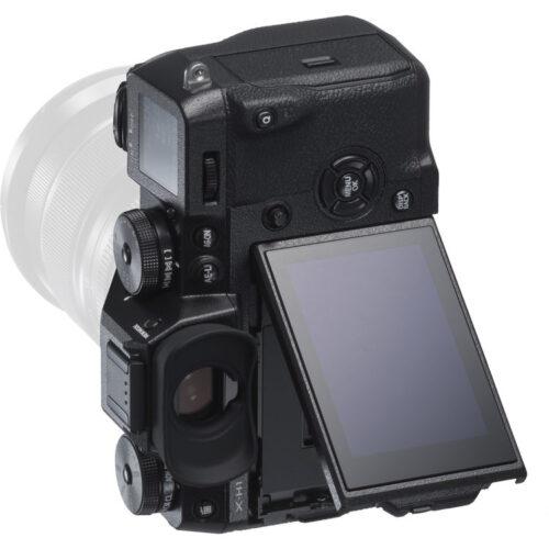 Fujifilm X-H1 fényképezőgép 7