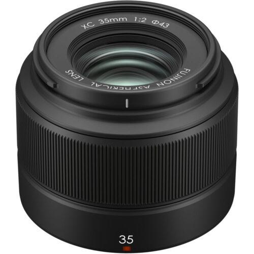 FUJINON XC 35mm F2 objektív 1