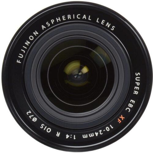 FUJINON XF 10-24mm F/4 R OIS objektív 3