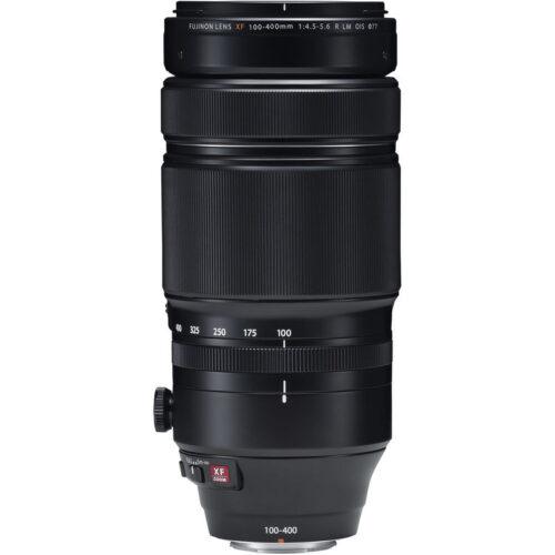 FUJINON XF 100-400mm F4.5-5.6 R LM OIS WR objektív 2