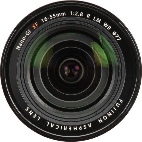 FUJINON XF 16-55mm F2.8 R LM WR objektív 3