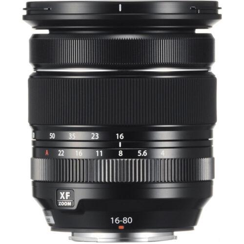 FUJINON XF 16-80mm F4 R OIS WR objektív 2