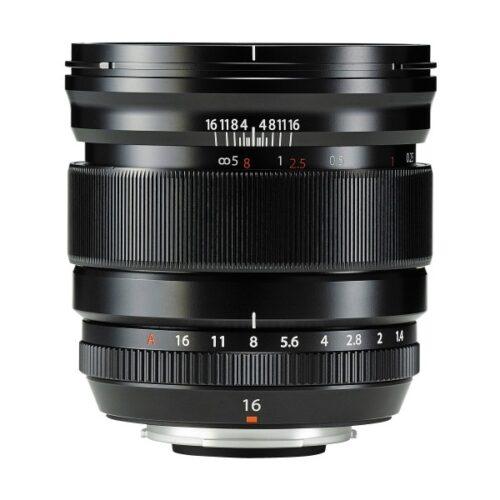 FUJINON XF 16mm F1.4 R WR objektív 2
