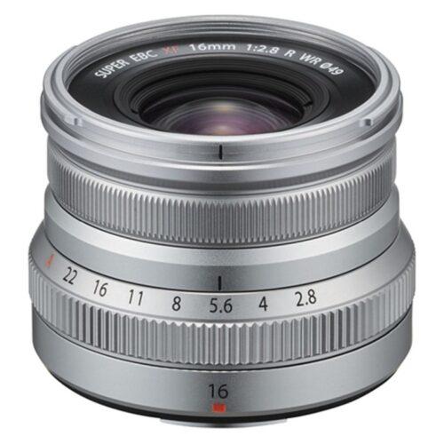 FUJINON XF 16mm F2.8 R WR objektív 1