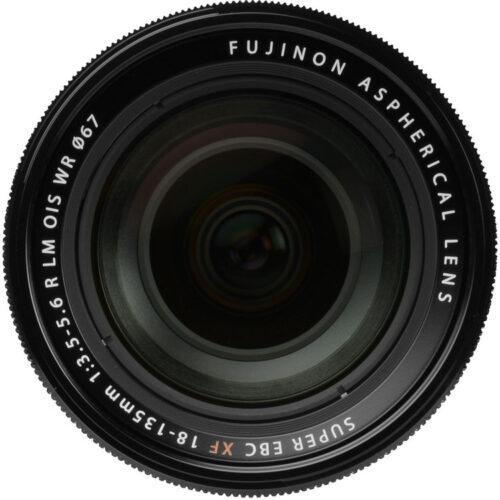 FUJINON XF 18-135mm F3.5-5.6 R LM OIS WR objektív 3