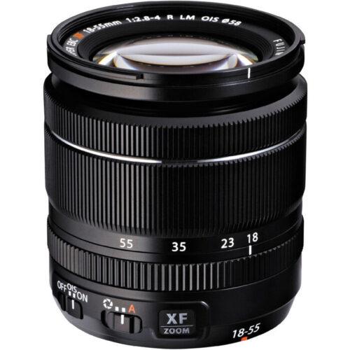 FUJINON XF 18-55mm F2.8-4 R LM OIS objektív 1