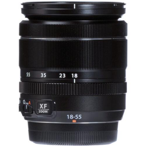 FUJINON XF 18-55mm F2.8-4 R LM OIS objektív 2