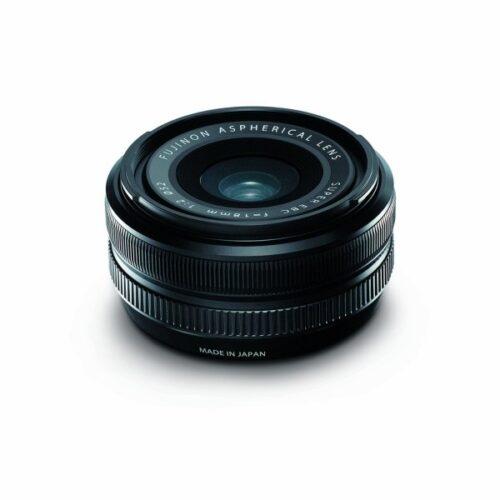 FUJINON XF18mm F2 R objektív 1