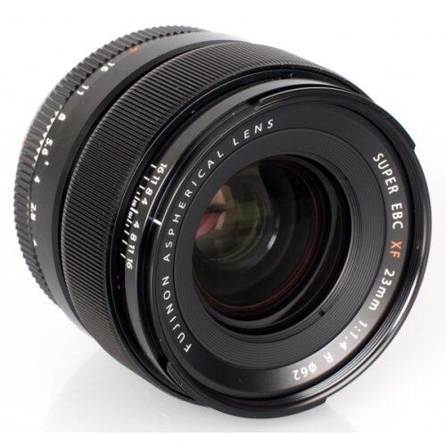 FUJINON XF 23mm F1.4 R objektív 2