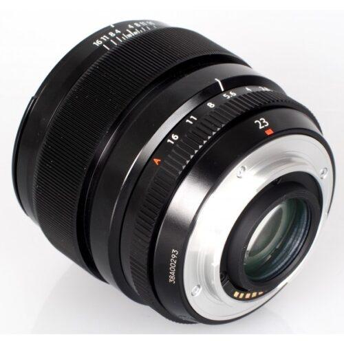 FUJINON XF 23mm F1.4 R objektív 3