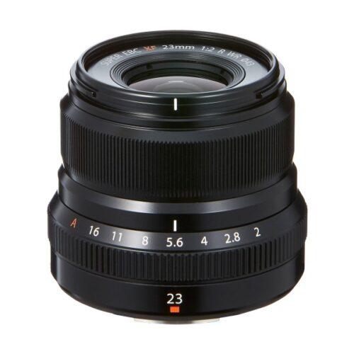 FUJINON XF 23mm F2 R WR objektív 1