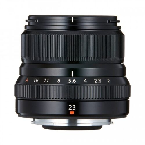 FUJINON XF 23mm F2 R WR objektív 2