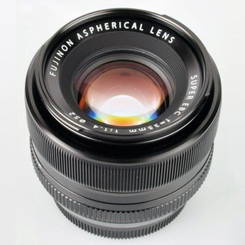 FUJINON XF 35mm F1.4 R objektív 2