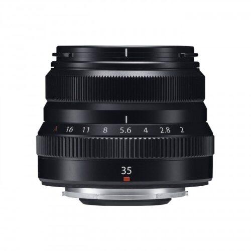 FUJINON XF 35mm F2 R WR objektív 2