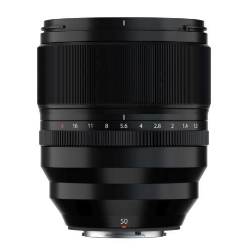 FUJINON XF 50mm F1.0 R WR objektív 2