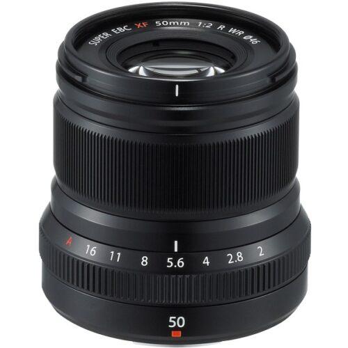 FUJINON XF 50mm F2 R WR objektív 1