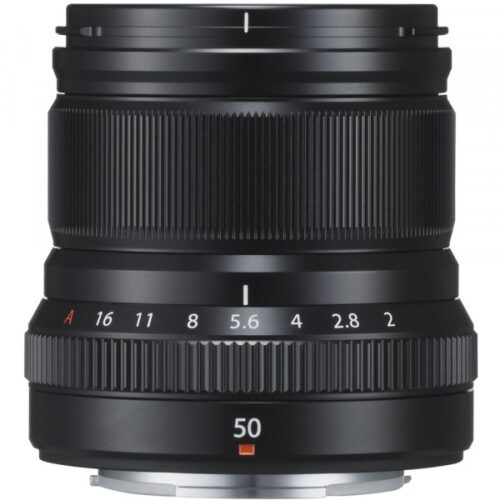 FUJINON XF 50mm F2 R WR objektív 2