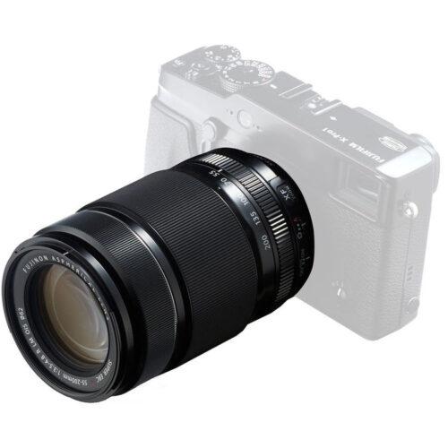 FUJINON XF 55-200 mm F3.5-4.8 R LM OIS objektív 2