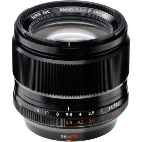 FUJINON XF 56mm F1.2 R APD objektív 1