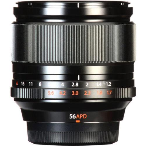 FUJINON XF 56mm F1.2 R APD objektív 2