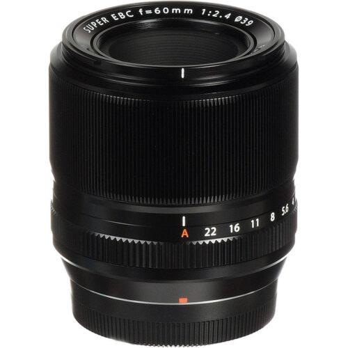 FUJINON XF 60mm F2.4 R Macro objektív 1