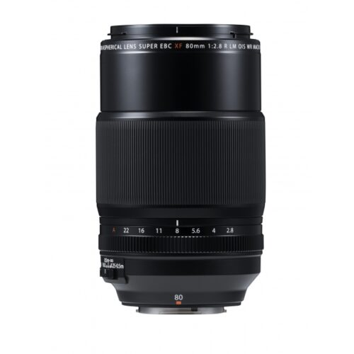 FUJINON XF 80mm F2.8 LM OIS WR Macro objektív 2