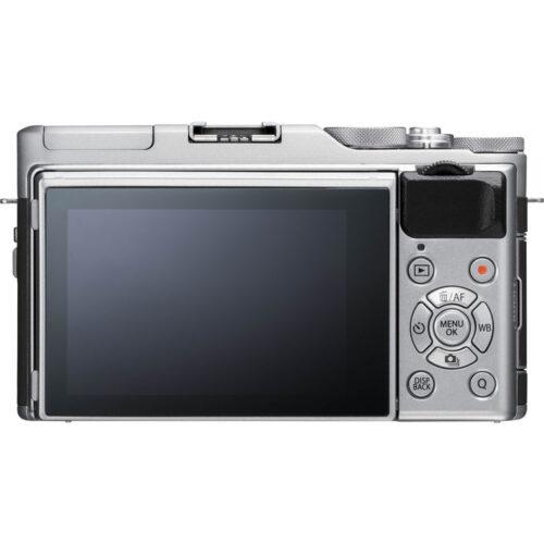 Fujifilm X-A5 váz + Fujinon XC 15-45mm objektív ezüst 3