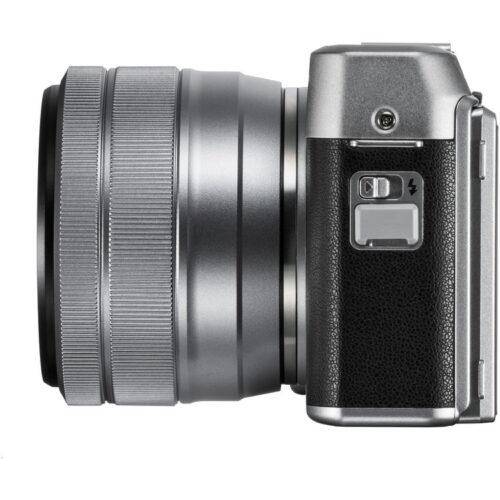 Fujifilm X-A5 váz + Fujinon XC 15-45mm objektív ezüst 5