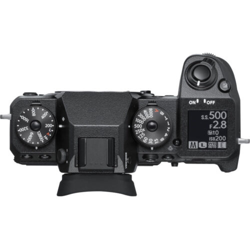 Fujifilm X-H1 Battery Grip KIT 3