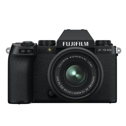 Fujifilm X-S10 fényképezőgép + XC 15-45mm F/3.5-5.6 objektív szett 4