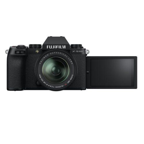 Fujifilm X-S10 fényképezőgép + XC 15-45mm F/3.5-5.6 objektív szett 5