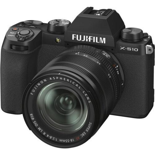 Fujifilm X-S10 + FUJINON XF 18-55mm szett 1