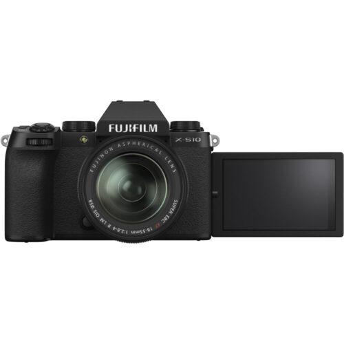 Fujifilm X-S10 + FUJINON XF 18-55mm szett 4