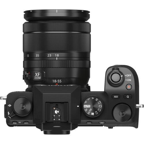 Fujifilm X-S10 + FUJINON XF 18-55mm szett 5