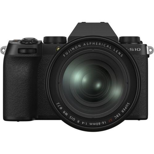 Fujifilm X-S10 fényképezőgép + XF16-80mm szett 3
