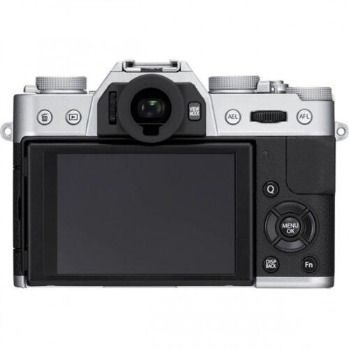 Fujifilm X-T10 fényképezőgép váz ezüst 2