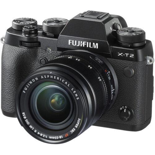 Fujifilm X-T2 váz + Fujinon XF18-55mm F2.8-4 R LM OIS objektív 1