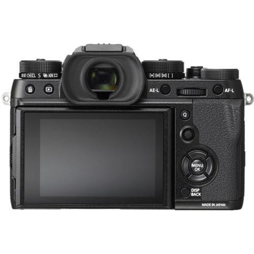 Fujifilm X-T2 váz + Fujinon XF18-55mm F2.8-4 R LM OIS objektív 3