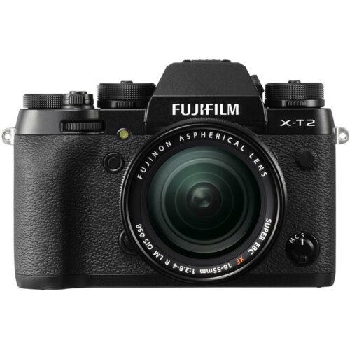 Fujifilm X-T2 váz + Fujinon XF18-55mm F2.8-4 R LM OIS objektív 4