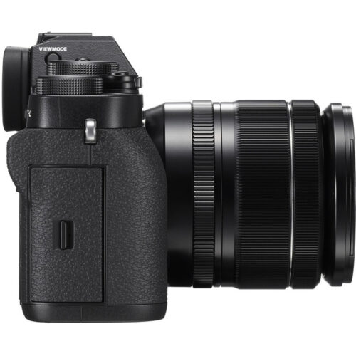 Fujifilm X-T2 váz + Fujinon XF18-55mm F2.8-4 R LM OIS objektív 5