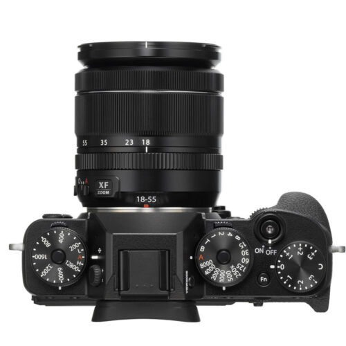 Fujifilm X-T2 váz + Fujinon XF18-55mm F2.8-4 R LM OIS objektív 6