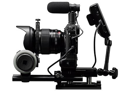 Fujifilm X-T2 KIVÁLÓ MINŐSÉGŰ VIDEÓFELVÉTEL