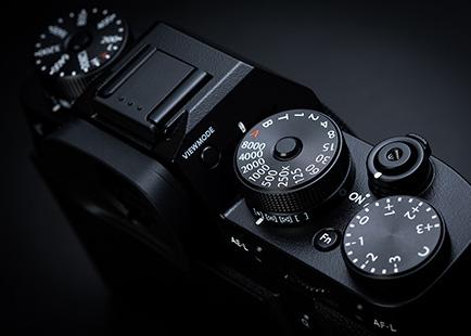Fujifilm X-T2 MEGBÍZHATÓ MŰKÖDÉS