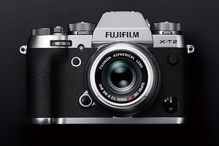 Fujifilm X-T2 GRAFIT EZÜST KIADÁS