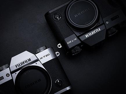 Fujifilm X-T20 ÚJ FIRMWARE