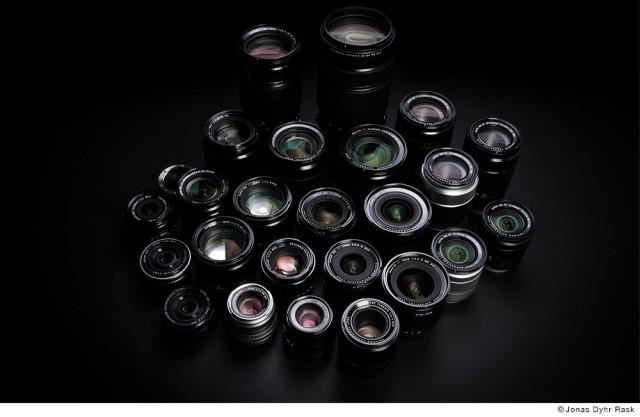Fujifilm X-T20 X BAJONETTES OBJEKTÍVEK