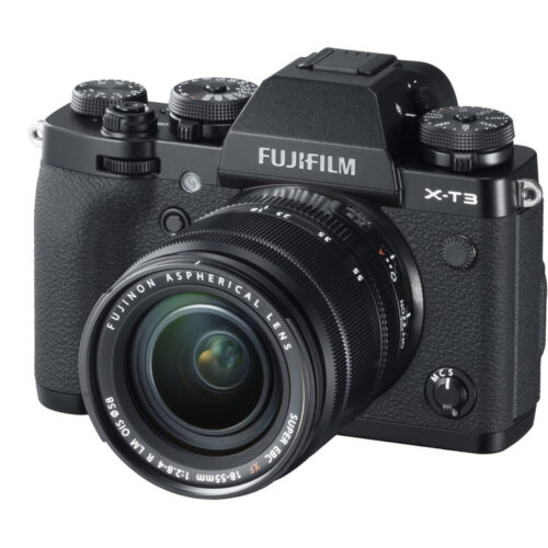 Fujifilm X-T3 váz + Fujinon XF 18-55mm f/2.8-4 R LM OIS objektív 1