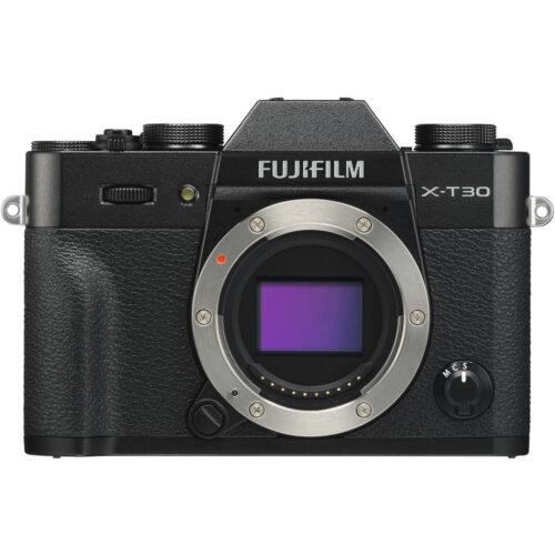 Fujifilm X-T30 fényképezőgép fekete 1